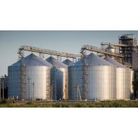 Курс на строительство новых зернохранилищ
