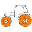 Шина 7.50x18 8 PR FARMAX TT (CEAT)