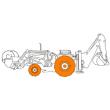 Шина 18-19.5 18PR MPT 503 TL (CEAT)