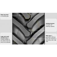 Что важно при выборе шин для тракторов с передним приводным мостом