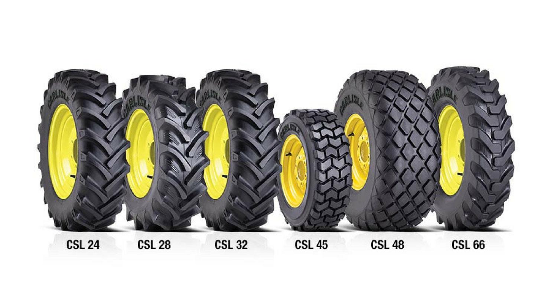 Carlstar Group анонсировала новые сельскохозяйственные шины на Farm Progress Show