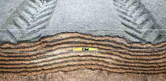 Предотвращая уплотнение почвы