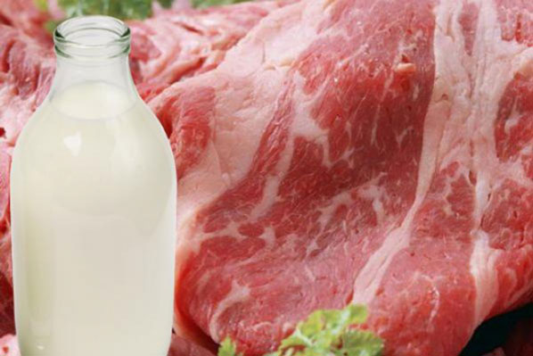 В мире растет потребление мяса и молока
