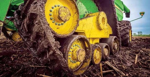 Что приводит к чрезмерному уплотнению почвы. Последние исследования