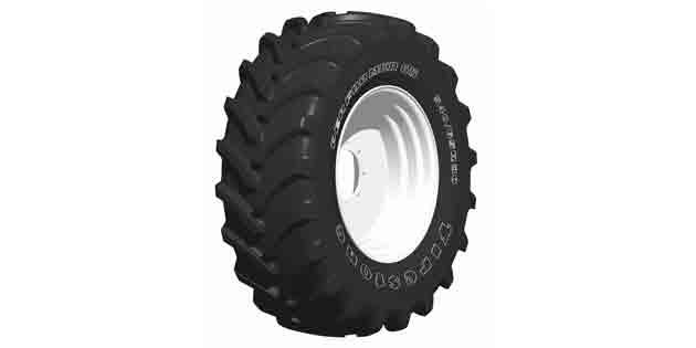 Firestone представила шины для вспомогательных тракторов