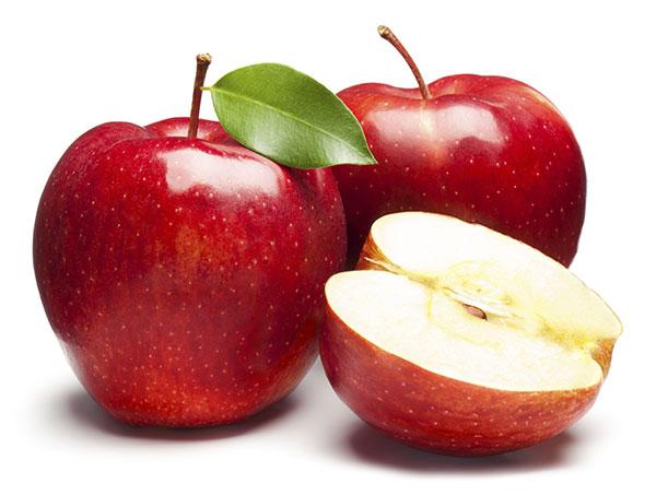 Мелкие яблоки в цене