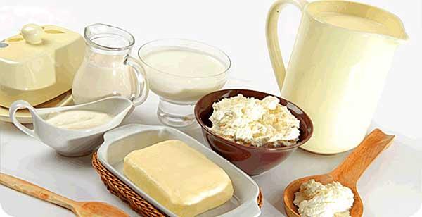 Экспорт молочных продуктов из Украины снизился