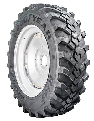 TITAN разработал кроссовер-шины для легких тракторов