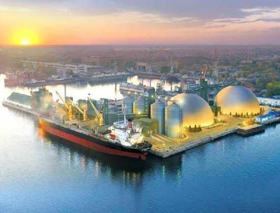 Компания НИБУЛОН расширяет николаевский перегрузочный комплекс